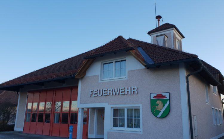 22.01.2019 Feuerwehrhaus