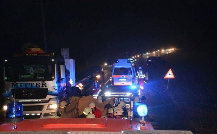 12.11.2018 Verkehrsunfall