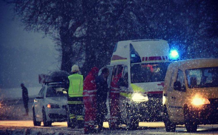 24.01.2019 Verkehrsunfall