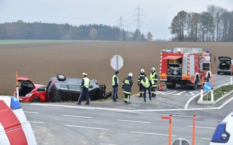 11.11.2019 Verkehrsunfall