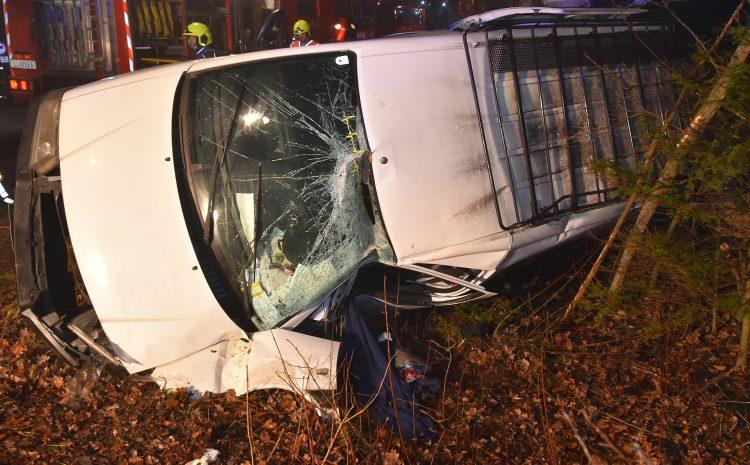 19.12.2019 Verkehrsunfall