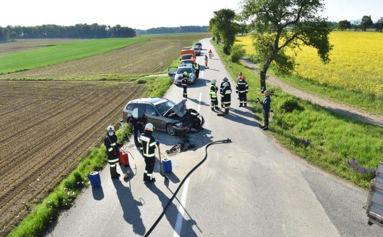07.05.2020 Verkehrsunfall