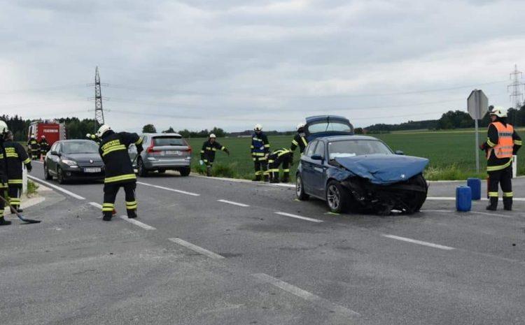31.05.2020 Verkehrsunfall