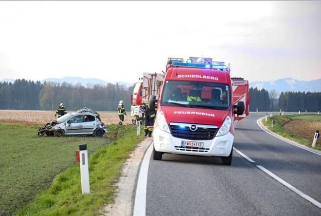 22.04.2021 Verkehrsunfall
